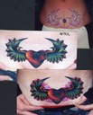 tattoo coloring cover up by brandon notch